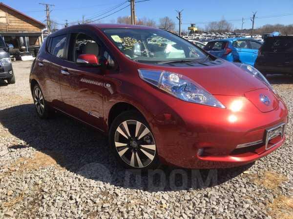 Nissan Leaf, 2014 год, 710 000 руб.