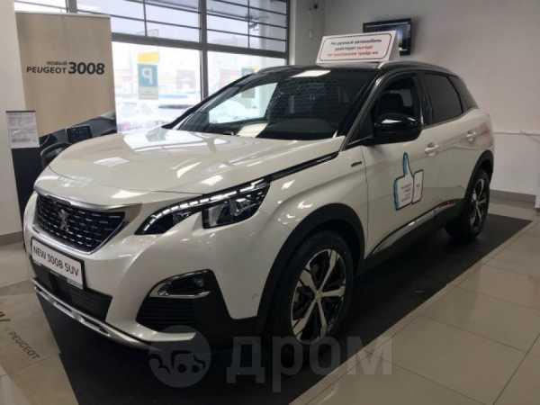 Peugeot 3008, 2019 год, 2 388 000 руб.