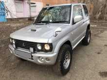 Комсомольск-на-Амуре Pajero Mini 2001