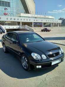 Lexus GS, 1998 г., Омск