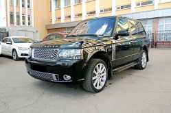 Ижевск Range Rover 2011