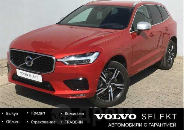 Volvo XC60, 2018 год, 3 690 000 руб.