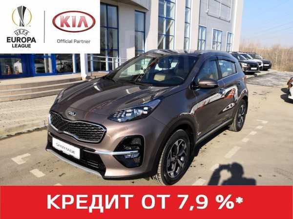 Kia Sportage, 2019 год, 1 854 900 руб.