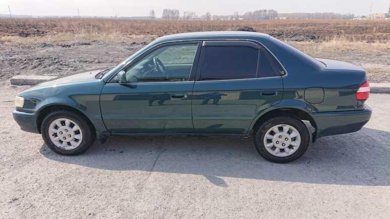 Toyota Corolla, 1997 год, 250 000 руб.