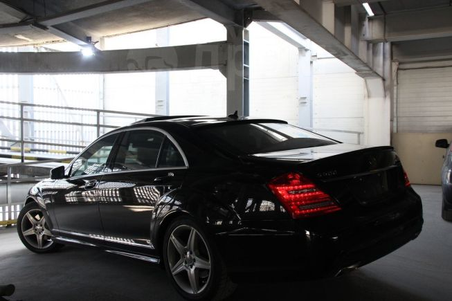 Mercedes-Benz S-Class, 2011 год, 1 400 001 руб.