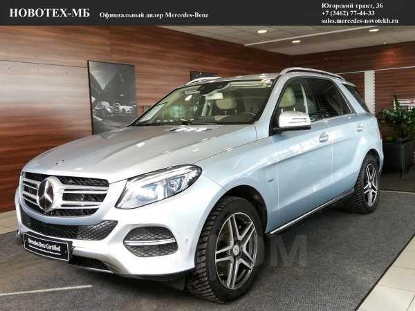 Mercedes-Benz GLE, 2016 год, 3 270 000 руб.