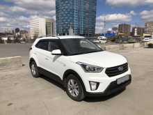 Новосибирск Hyundai Creta 2017