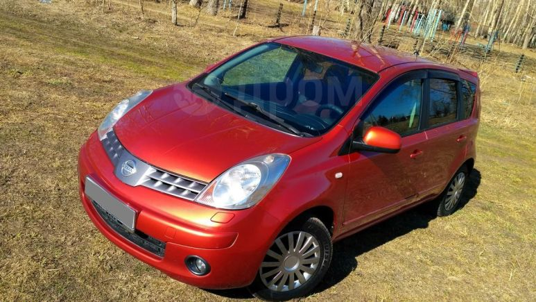 Nissan Note, 2007 год, 420 000 руб.