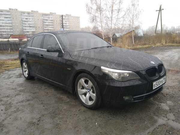 BMW 5-Series, 2008 год, 675 000 руб.