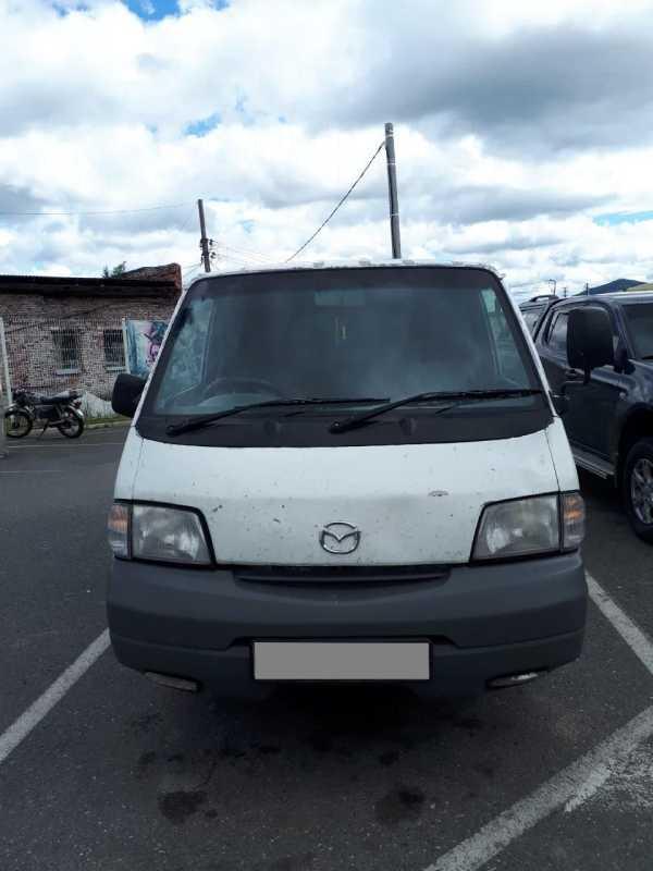 Mazda Bongo, 1999 год, 160 000 руб.
