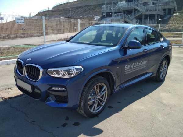 BMW X4, 2019 год, 3 590 000 руб.