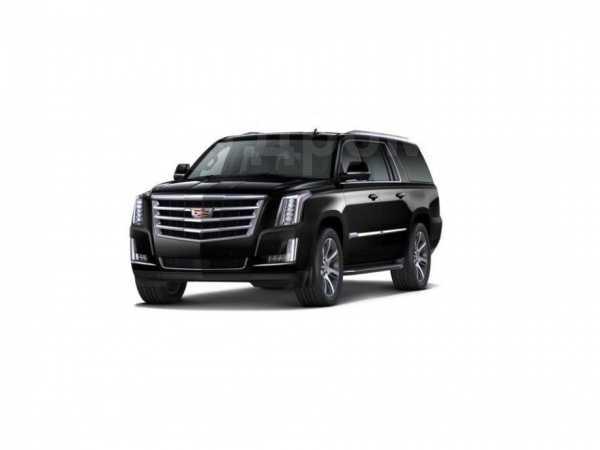Cadillac Escalade, 2019 год, 6 210 000 руб.