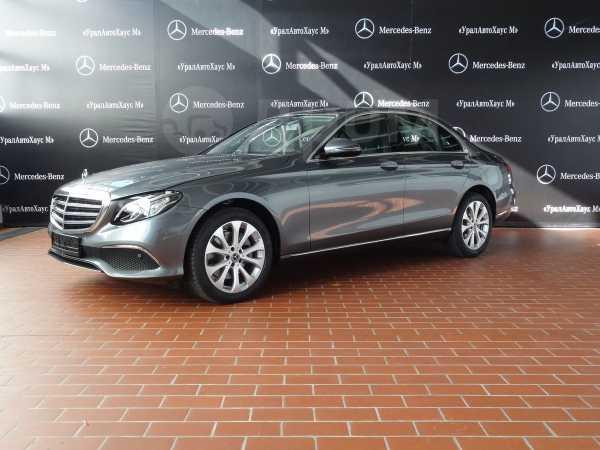 Mercedes-Benz E-Class, 2019 год, 3 290 000 руб.