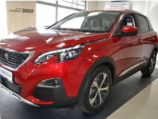 Peugeot 3008, 2019 год, 2 336 000 руб.