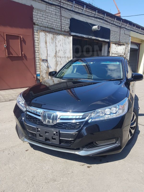 Honda Accord, 2014 год, 1 310 000 руб.