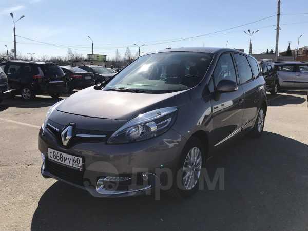 Renault Grand Scenic, 2015 год, 780 555 руб.