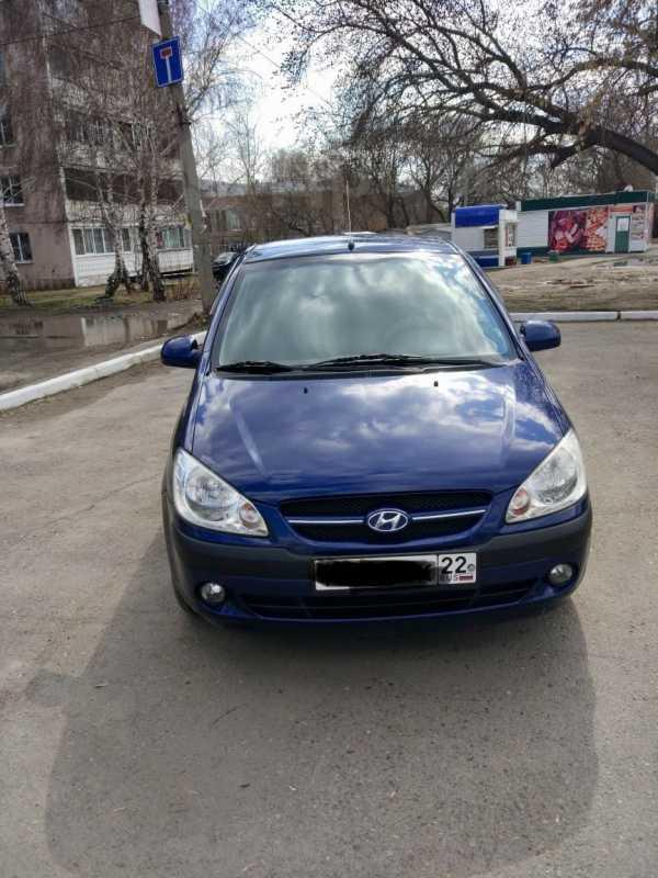Hyundai Getz, 2008 год, 369 000 руб.