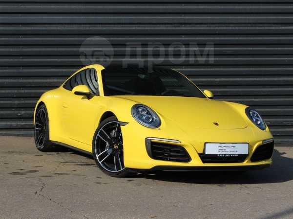 Porsche 911, 2016 год, 7 084 104 руб.