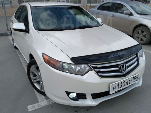 Honda Accord, 2008 год, 629 000 руб.
