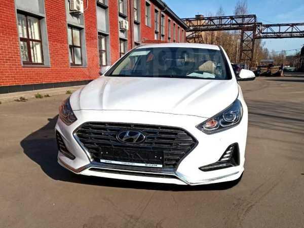 Hyundai Sonata, 2019 год, 1 427 000 руб.