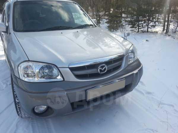 Mazda Tribute, 2003 год, 500 000 руб.