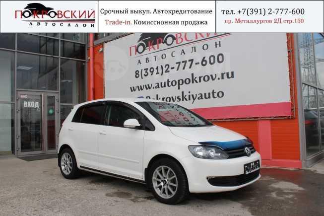 Volkswagen Golf Plus, 2011 год, 399 000 руб.