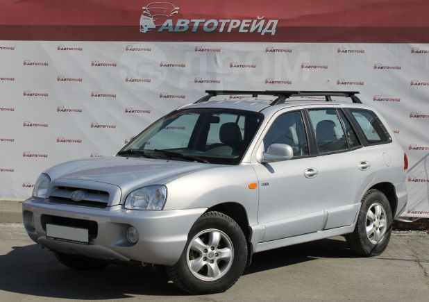 Hyundai Santa Fe Classic, 2012 год, 559 000 руб.