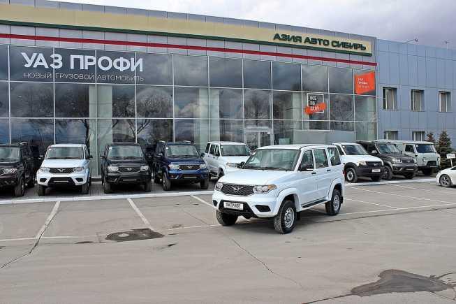 УАЗ Патриот, 2018 год, 750 000 руб.