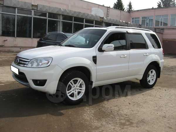 Ford Escape, 2008 год, 550 000 руб.