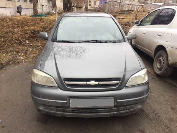 Chevrolet Viva, 2005 год, 171 000 руб.