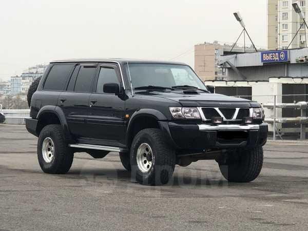 Nissan Patrol, 2003 год, 877 777 руб.