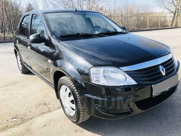 Renault Logan, 2011 год, 356 000 руб.