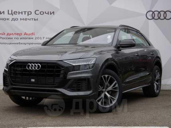 Audi Q8, 2019 год, 6 233 063 руб.