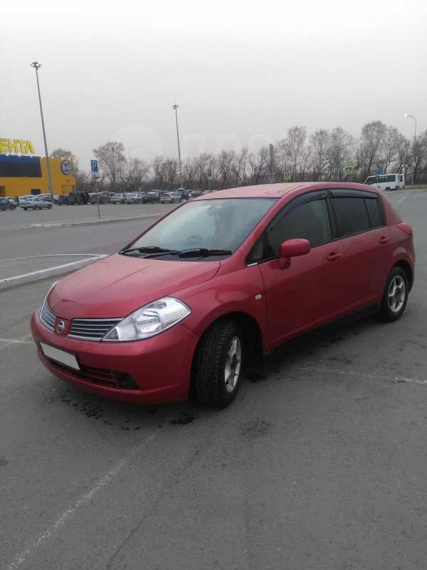 Nissan Tiida, 2004 год, 290 000 руб.