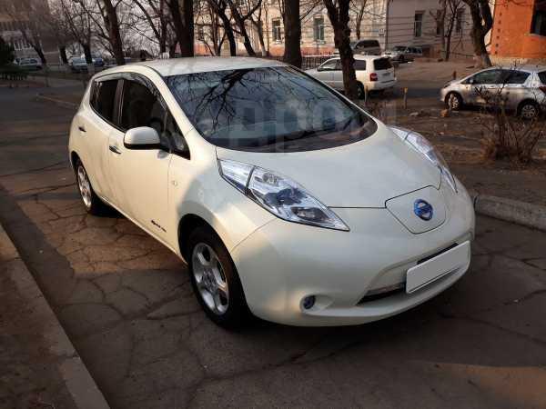 Nissan Leaf, 2011 год, 420 000 руб.