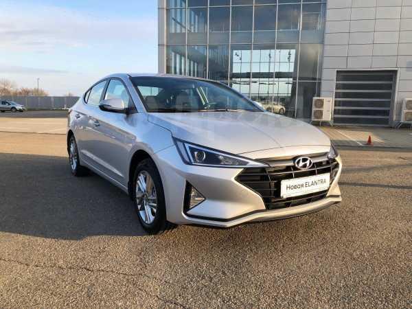Hyundai Elantra, 2019 год, 1 235 000 руб.