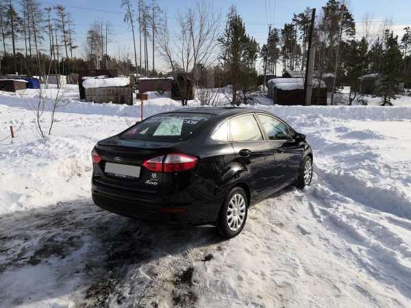 Ford Fiesta, 2015 год, 435 000 руб.
