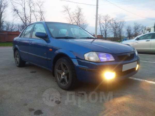 Mazda 323, 2001 год, 165 000 руб.