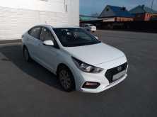 Hyundai Solaris, 2017 г., Челябинск