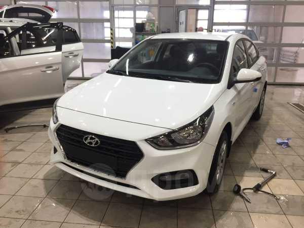 Hyundai Solaris, 2019 год, 791 100 руб.