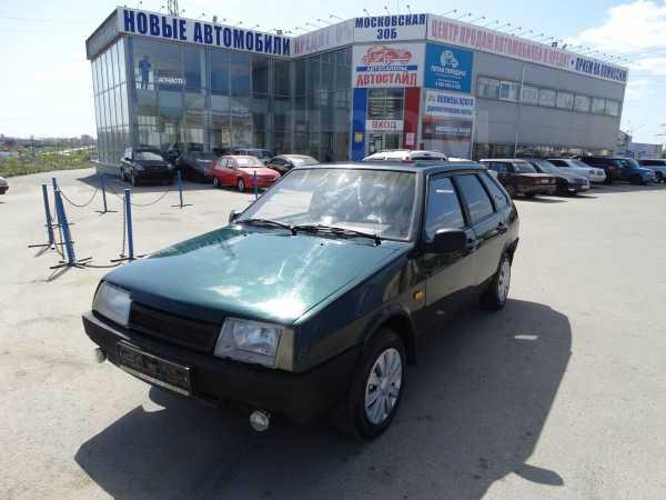 Лада 2109, 2002 год, 65 000 руб.