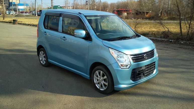 Suzuki Wagon R, 2013 год, 365 000 руб.