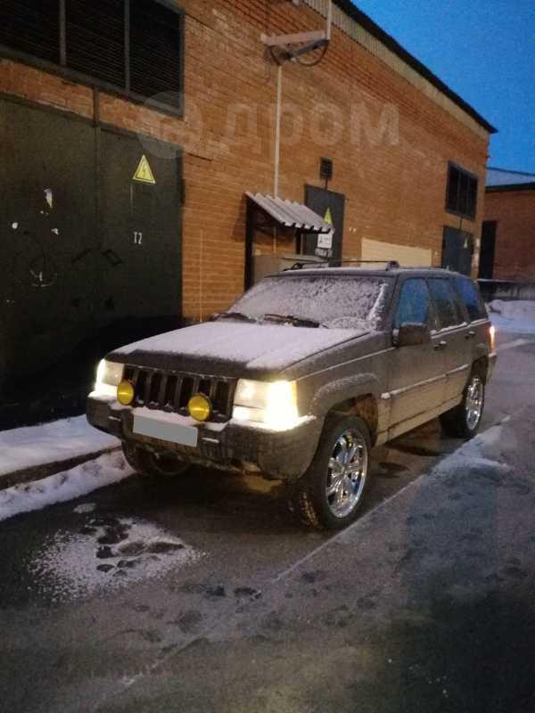 Jeep Grand Cherokee, 1992 год, 175 000 руб.