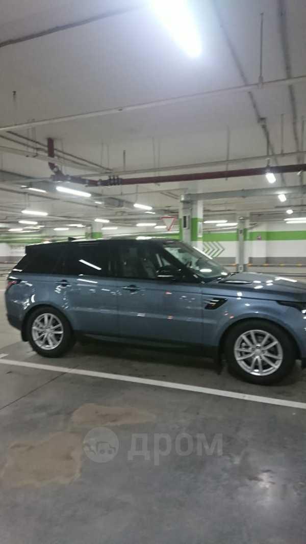 Land Rover Range Rover Sport, 2018 год, 5 150 000 руб.