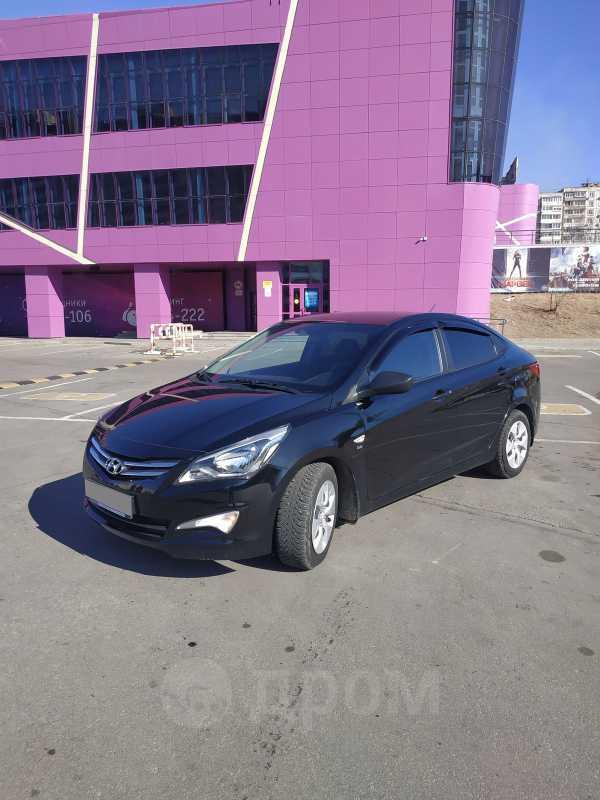 Hyundai Solaris, 2014 год, 689 000 руб.