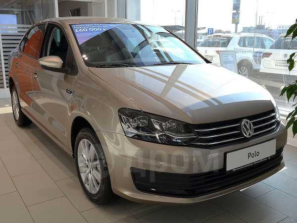 Volkswagen Polo, 2019 год, 982 700 руб.