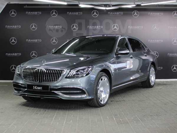 Mercedes-Benz S-Class, 2019 год, 11 805 197 руб.