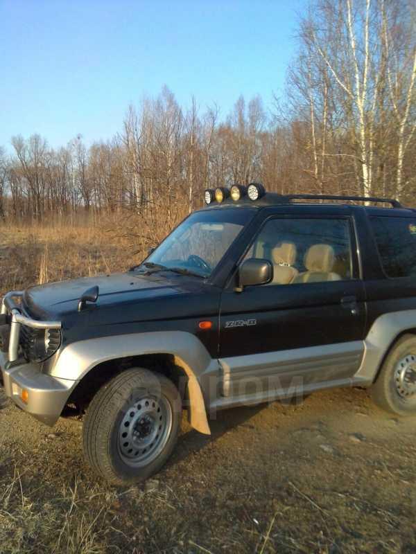 Mitsubishi Pajero Junior, 1995 год, 166 000 руб.