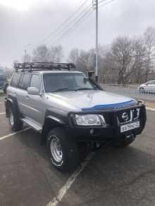 Хабаровск Nissan Patrol 2012