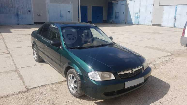 Mazda Protege, 2000 год, 180 000 руб.